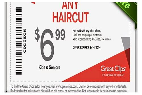 great clips coupon lutz