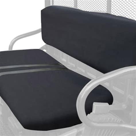 utv bench seat classic accessories quadgear utv seat cover black fits