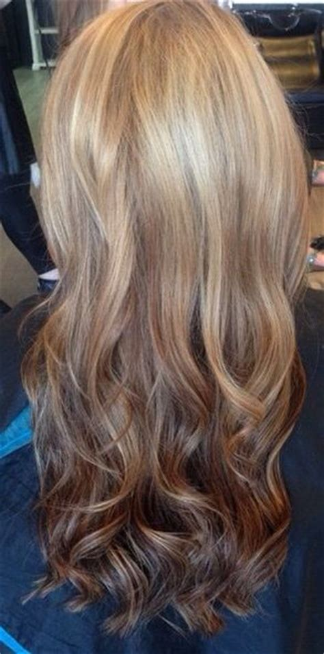 ambre hair on a nlone reverse ombr 233 hair pinterest colors lighter and roots