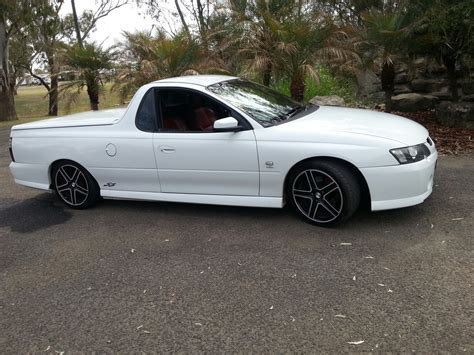holden ute ss 2004 holden ute ss for sale or qld downs