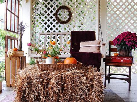 fall decor sale shop houzz fall porch decor sale