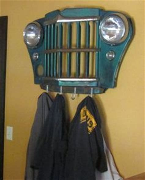 Jeep Clothes Hanger Jeep Grill Chair Handyhinch Handyhinch