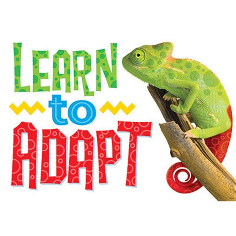 school posters | learn to adapt pshe classroom poster