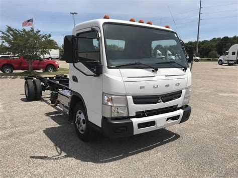 mitsubishi trucks 2014 mitsubishi fuso fe125 cab chassis trucks for sale used