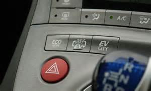 Toyota Prius Power Mode Toyota Prius In Review