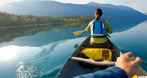 canoes nelson bc b c cing where to go this summer