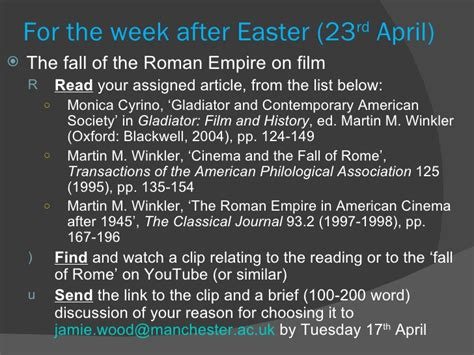 gladiator film and history winkler holy war in east and west