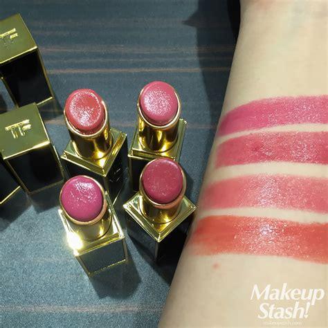 Lipstick Makeover Lust new tom ford lip color shine lipsticks for 2015