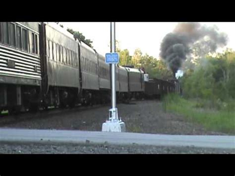 chasing nkp 765 in northeast ohio part 7: the final leg to
