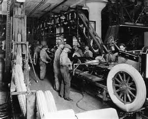 How Did Henry Ford Affect The Automobile Industry Henry Ford Was The To Use An Assembly Line For The