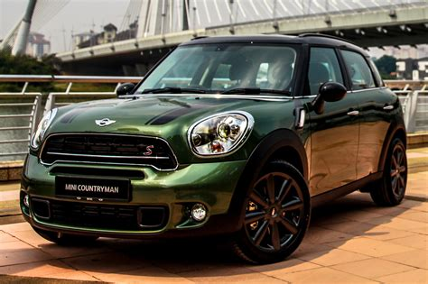 Mini 4 In Malaysia mini countryman facelift now here cooper s rm244k