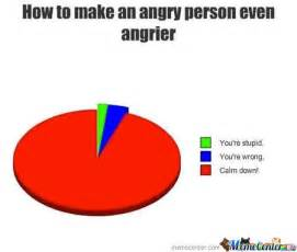 How To Make Funny Memes - how to make an angry person even angrier by knocknock