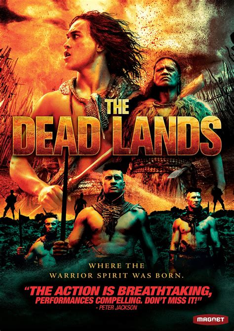 The Dead Lands The Dead Lands Dvd Release Date August 4 2015