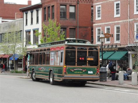 Portsmouth Nh Social Security Office by Coast Rolls Out Three New Trolleys Portsmouth Nh Patch