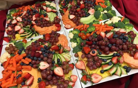 fruit display catered fruit display