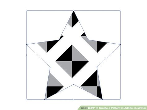 adobe illustrator triangle pattern how to create a pattern in adobe illustrator 11 steps