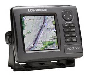 hds 5m 2 road gps by lowrance