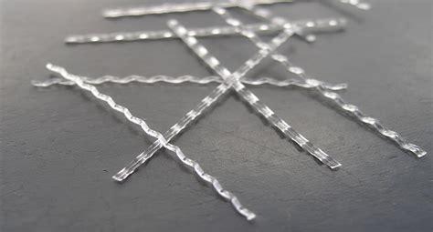 Polymer Fiber, concrete reinforcement   BAUTECH