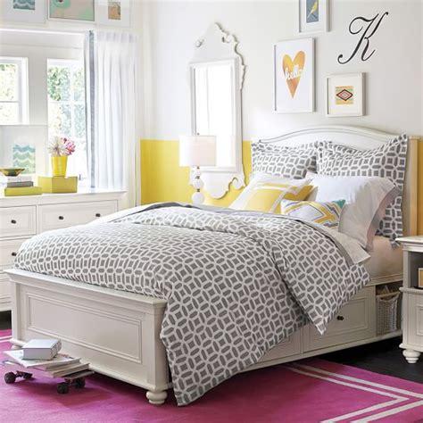 pb teen beds chelsea storage bed pbteen