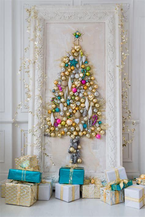 alternate christmas tree picture frame tree alternatives beautiful ideas houz buzz