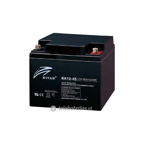 Baterai Ritar bater 205 a ritar ra12 45 12v 45ah