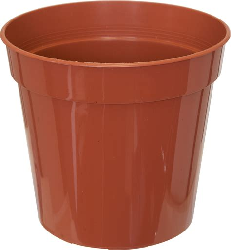 Plastic Garden Pots by Sankey 8 In 20 Cm Plastic Flower Pot At M W Partridge Co Ltd
