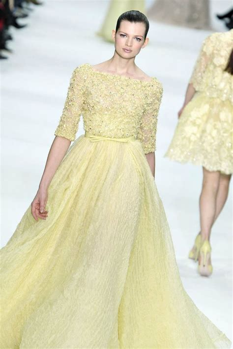 Wedding Dress Yellow by Yellow Wedding Dress With Sleeves