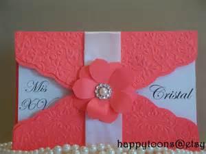 quincea 241 era sweet sixteen invitation babyshower wedding
