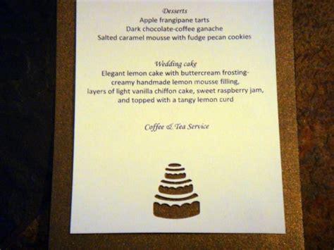 carnival half sheet punch card template half sheet menu cards with craft punch detail weddingbee