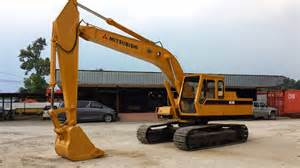 Mitsubishi Excavator Soon Seng Heavy Equipment Plt Mitsubishi Ms180 8