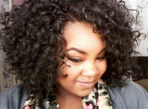 crochet curly hairstyles curly crochet braids natural hair pinterest good