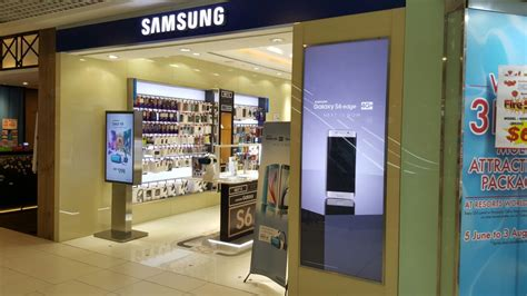 E Samsung Store by Samsung Experience Store Parkway Parade
