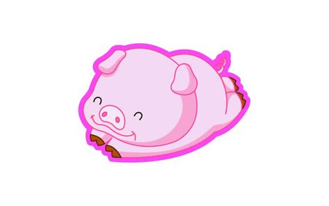 wallpaper cartoon pig cartoon pig jan 04 2013 14 34 07 picture gallery