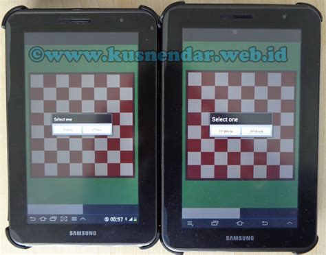 membuat game catur android bluetooth chees game catur multiplayer di android kusnendar