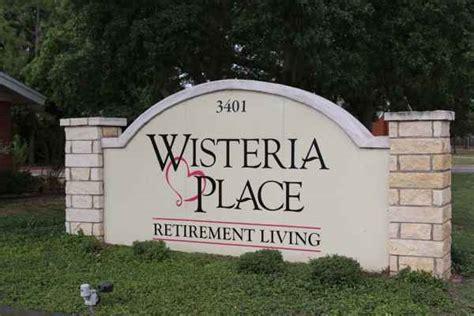 Senior Living Apartments Abilene Tx Wisteria Place In Abilene Reviews And Complaints