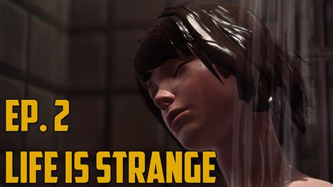 My Is Strange showing my powers is strange ep 2 out of time