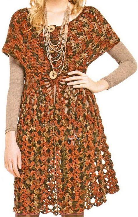 pattern women s dress free crochet sweaters crochet dress tunic dress for women
