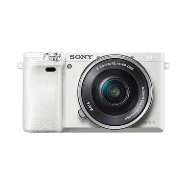 Kamera Mirrorless Sony Alpha A6000 Kit Lensa 16 50mm Promo Cashback Jual Sony Alpha Ilce A6000 Kit Lens 16 50mm Kamera