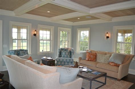nantucket style living room surf shack nantucket ma style living room other metro by cheney brothers building