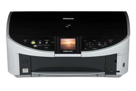 Printer Canon 500 Ribuan pixma mp500