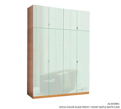 Hanging Mirror On Closet Door by 8 Door Set Of Hanging Wardrobe Closets W 34 Quot Matching