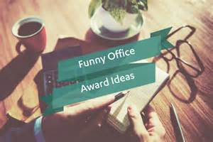 office award ideas to beat summertime blues