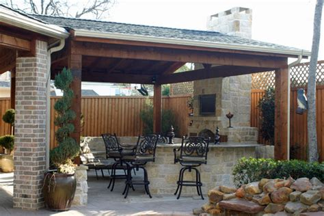 outdoor living spaces covered custom outdoor living space covered by a cedar arbor