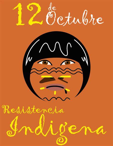 imagenes 12 de octubre dia de la resistencia indigena borroka garaia da