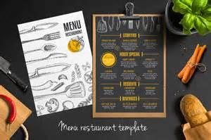 menu presentation template restaurant menu template 44 free psd ai vector eps