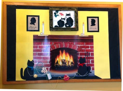 Fireplace Bulletin Boards by Pin By Mahopac Library On Bulletin Boards