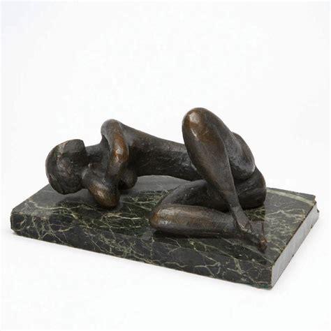 rhoden quot reclining figure quot sculpture