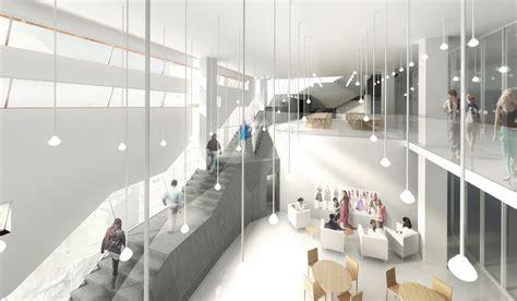 Interior Floor Plans gallery of university center som 4