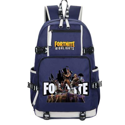 fortnite bag fortnite backpack school bag giftcartoon