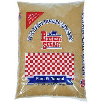 pioneer brown sugar, 7 lbs